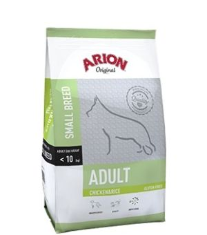 Karma sucha dla psa Arion Original Adult Small Chicken&Rice 3kg