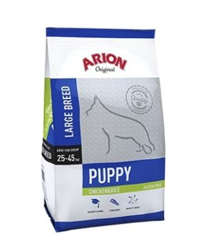 Karma sucha dla psa Arion Original Puppy Large Chicken&Rice 3kg