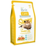 Karma sucha dla kota BRIT CARE Cat Sunny I\'ve Beautiful Hair 2kg