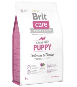 Karma sucha dla psa Brit Care GF Puppy All Salmon & Potato 3kg