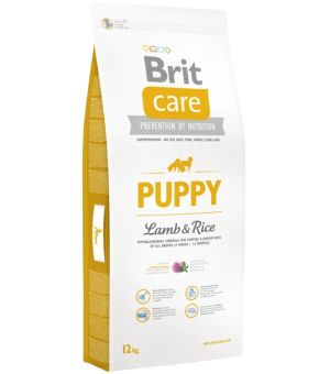 Karma sucha dla psa Brit Care Puppy All Lamb & Rice 12kg