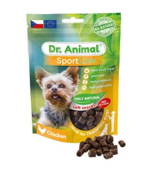 Brit Dr. Animal Sportline Chicken 100g