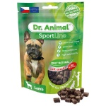 Brit Dr. Animal Sportline lamb 100g + 100g GRATIS!