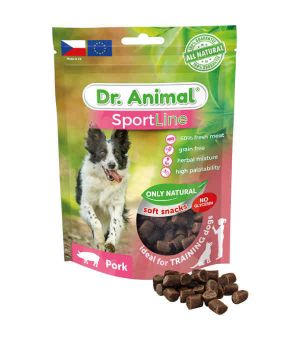 Brit Dr. Animal Sportline pork 100g