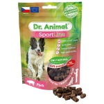Brit Dr. Animal Sportline pork 100g + 100g GRATIS!