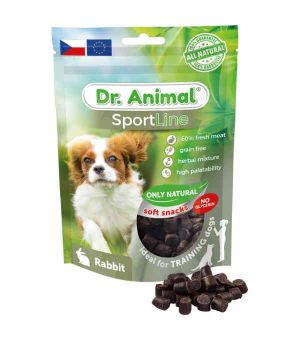Brit Dr. Animal Sportline Rabbit 100g + 100g GRATIS!
