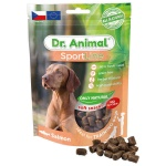 Brit Dr. Animal Sportline salmon 100g + 100g GRATIS!