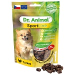 Brit Dr. Animal Sportline turkey 100g + 100g GRATIS!