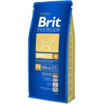 Karma sucha dla psa Brit Premium Adult Medium - 15kg