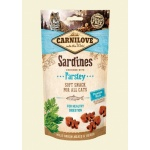 Carnilove Cat Snack Soft Sardine & Parsley 50g