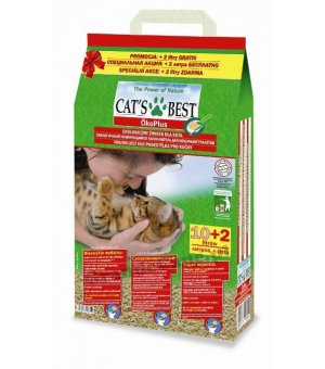 Cats Best Eko Plus 10L+2L GRATIS!
