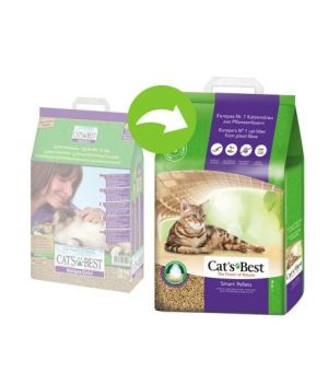 Cat\'s Best Nature Gold -> Smart Pellets 10L