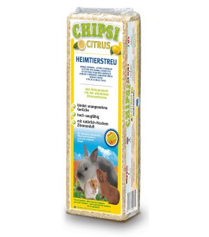 Cat\'s Best Trociny Chipsi Cytrus 15L