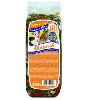 Natural-Vit Suplement BŁONNIK 200g
