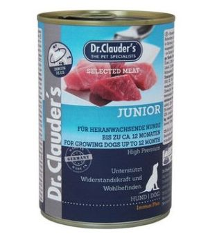 Dr.Clauder\'s Selected Meat JUNIOR 400g