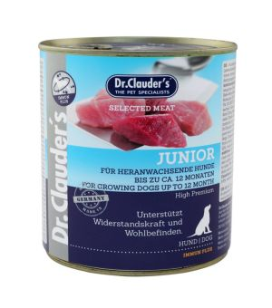 Dr.Clauder\'s Selected Meat JUNIOR 800g