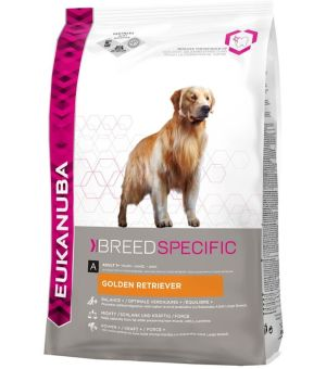 Karma sucha dla psa Eukanuba Adult Golden Retriever 12kg