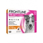 FRONTLINE Tri-Act S 5-10 kg (pipeta 3 x 1ml)
