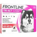 FRONTLINE Tri-Act XL 40-60 kg (pipeta 3 x 6ml)