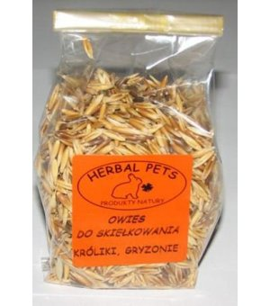 Herbal Pets Owies Do Skiełkowania 100g