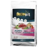 IRONpet Beef Puppy All Breed Wołowina 12kg + Naturel Crispy GRATIS