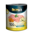 IRONpet mokra pies Turkey 800g