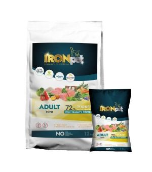 IRONpet TURKEY Mini Adult Indyk 12kg