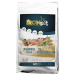 IRONpet TURKEY Puppy Large Indyk 12kg + Naturel Crispy GRATIS