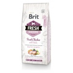Karma sucha dla psa Brit FRESH PUPPY CHICKEN & POTATO 12KG
