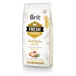 Karma sucha dla psa Brit FRESH Adult CHICKEN & POTATO 2,5 kg