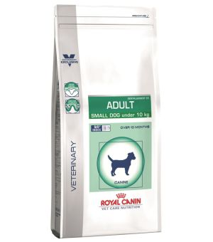 Karma sucha dla psa Royal Canin Vet Adult Small Dog Dental & Digest  2kg