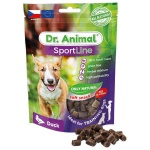 Brit Dr. Animal Sportline duck 100g + 100g GRATIS!