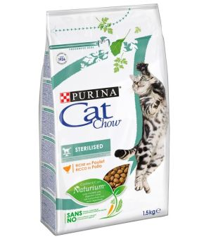 Karma sucha dla kota Purina Cat Chow Special Care Sterilised - 1,5kg