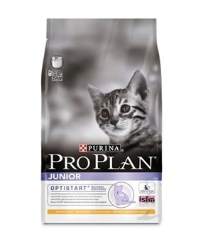 Karma sucha dla kota Purina Pro Plan Cat Kitten/Junior - 10kg