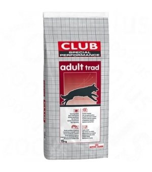 Karma sucha dla psa Royal Canin Club Adult Trad 15kg