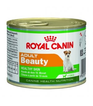 Karma mokra dla psa Royal Canin Mini Beauty 195g puszka