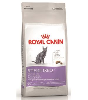 Karma sucha dla kota Royal Canin Sterilised 37 400g