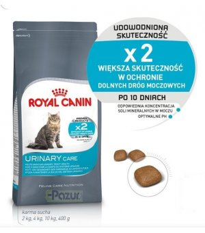 Karma sucha dla kota Royal Canin Urinary Care - 10kg
