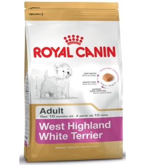 Karma sucha dla psa Royal Canin West Highland White Terrier - 3kg