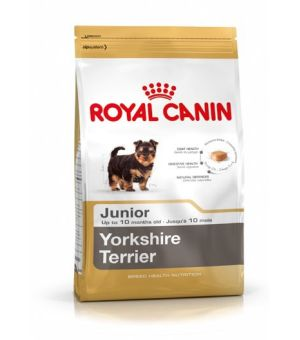 Karma sucha dla psa Royal Canin Yorkshire Terrier Junior 7,5kg