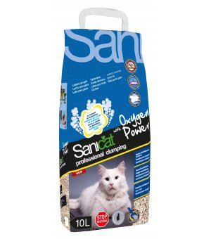 Sanicat Clumping Oxygen Power 10L