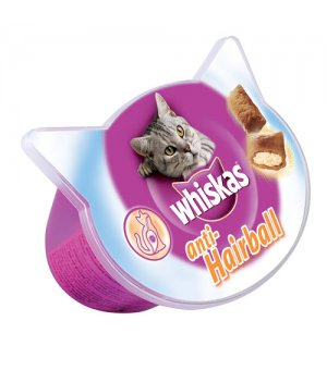 Whiskas przysmak ANTI - HAIRBALL 50g