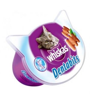 Whiskas przysmak DENTABITS 40g