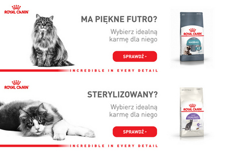 Karma Royal Canin